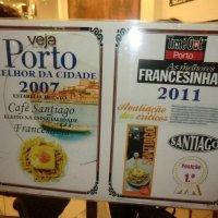 As francesinhas do Santiago