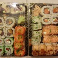 Sushi em Nossa Casa