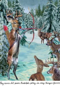 4447-They-never-let-poor-Rudolph-play-in-any-Hunger-Games-