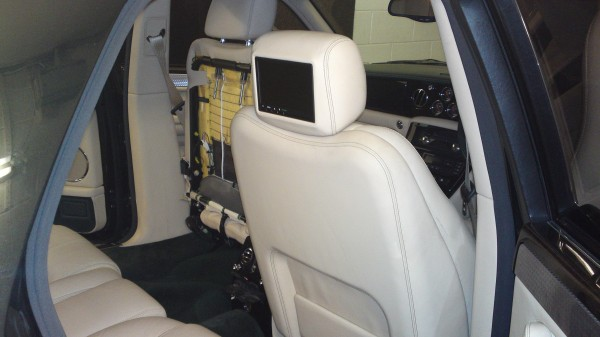 Fun and Games with a Bentley Arnage Red Label\u201d \u2013 Car Audio Centre News