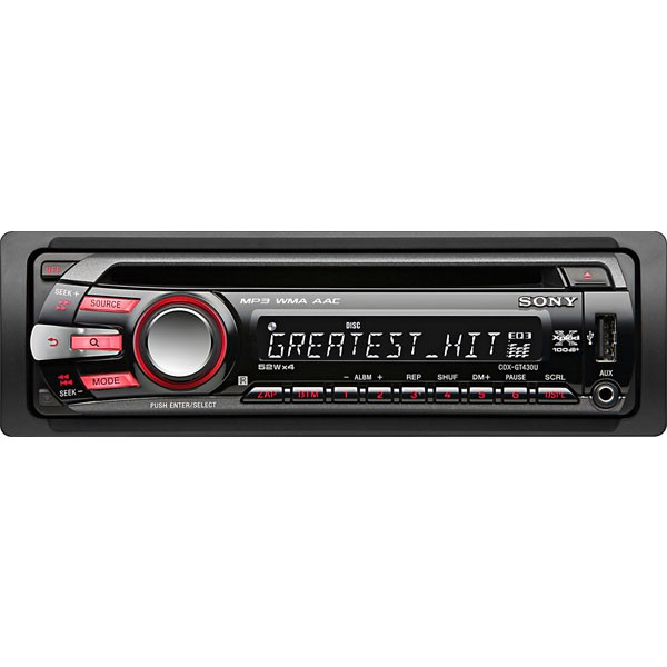 Sony Car Stereo manual guide wiring diagram