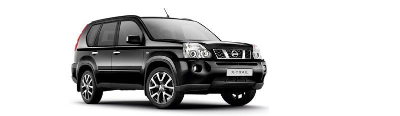 X-Trail - Nissan - Adaptors Car Audio Direct