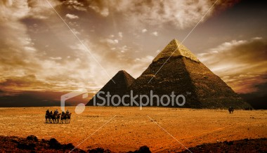 Pyramids, Temples, and Mobile Phones