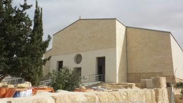 Church at Mt. Nebo