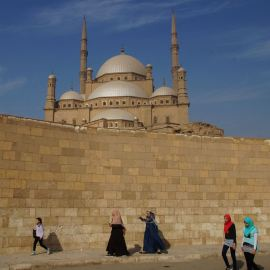 Cairo Citadel and the Mohamed Ali Mosque