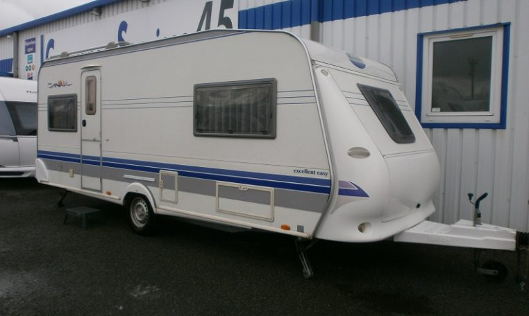 Hobby 540 Ufe Easy Excellent Caravanes Services 45