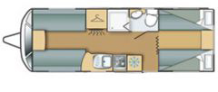 Lunar Lexon TL floorplan