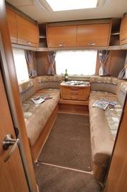 Swift Kon-Tiki rear lounge