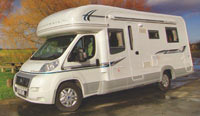 The new Auto-Trail Frontier Delaware