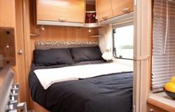 Swift Challenger 570 Bedroom