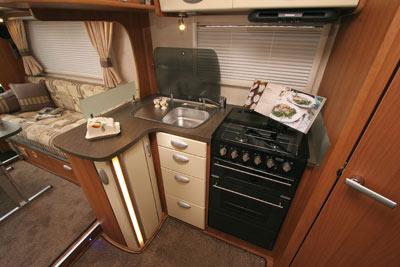 Bentley Donnington Kitchen