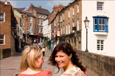 Shop til you drop in Durham city