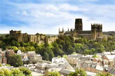 Views of Durham City