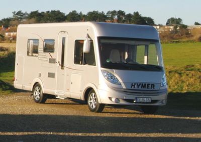 Hymer B534 Motorhome