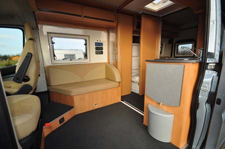 WildAx Callisto Independence Interior