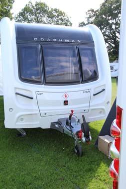 Coachman VIP 575 Exterior