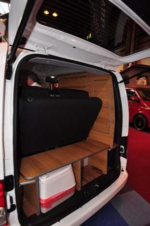 ENC Touring Cub Tailgate