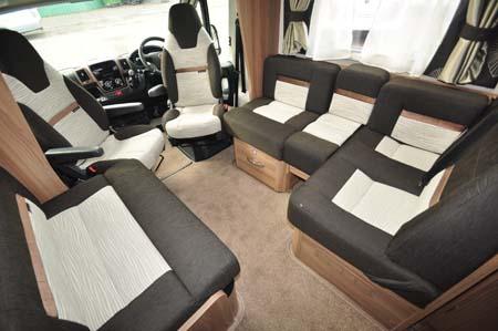 Swift Kon-Tiki 635 Lounge