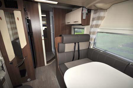 Chausson Flash 610 Interior