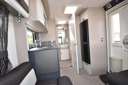 Sterliing Elite 560 Interior