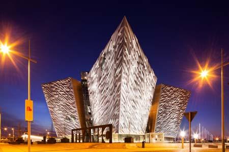 Titanic Belfast @ Visitor Attraction