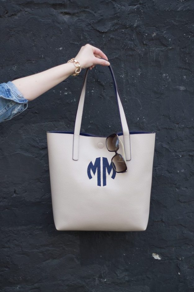 monogramed weekend bag, weekend,