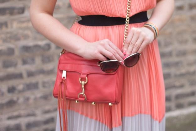ASOS Color block Dress, color block, dress, midi dress, ASOS
