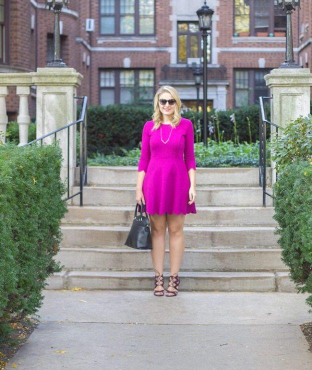 Lulus Purple Dress