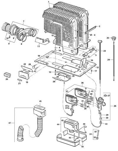 primus 2490 wiring diagram