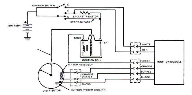 pro comp distributor wiring diagram pro comp pc wiring diagram pro