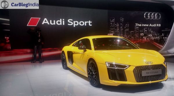 new car launches india 2016audi-r8-auto-expo-2016