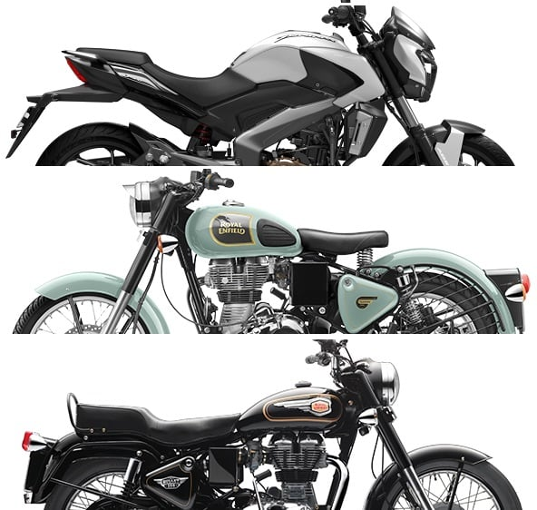 Bullet 350 Hd Wallpaper Bajaj Dominar 400 Vs Royal Enfield 350 Classic Bullet