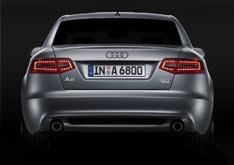 Audi A6 Rear End