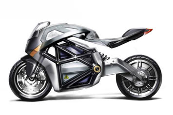 Vectrix Superbike By Robrady Design Sketch