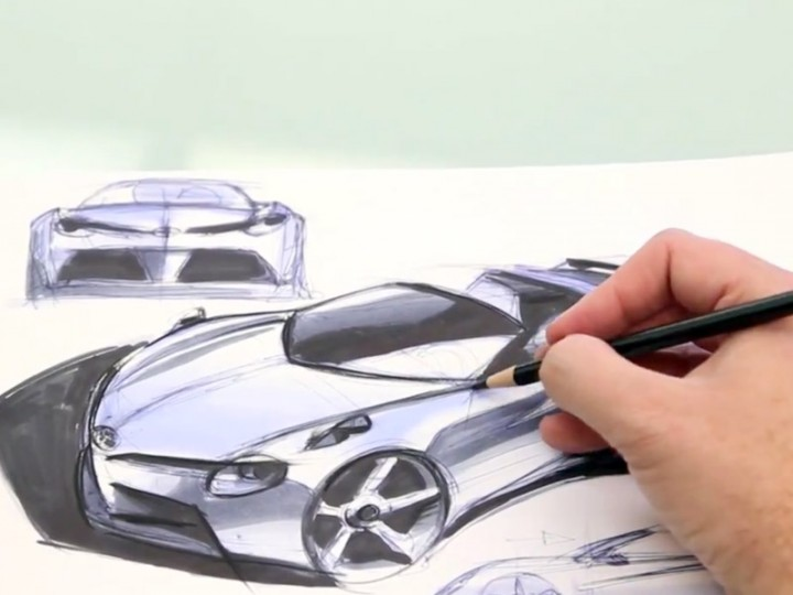 The Five Minute Car Design by Road  Track - Car Body Design