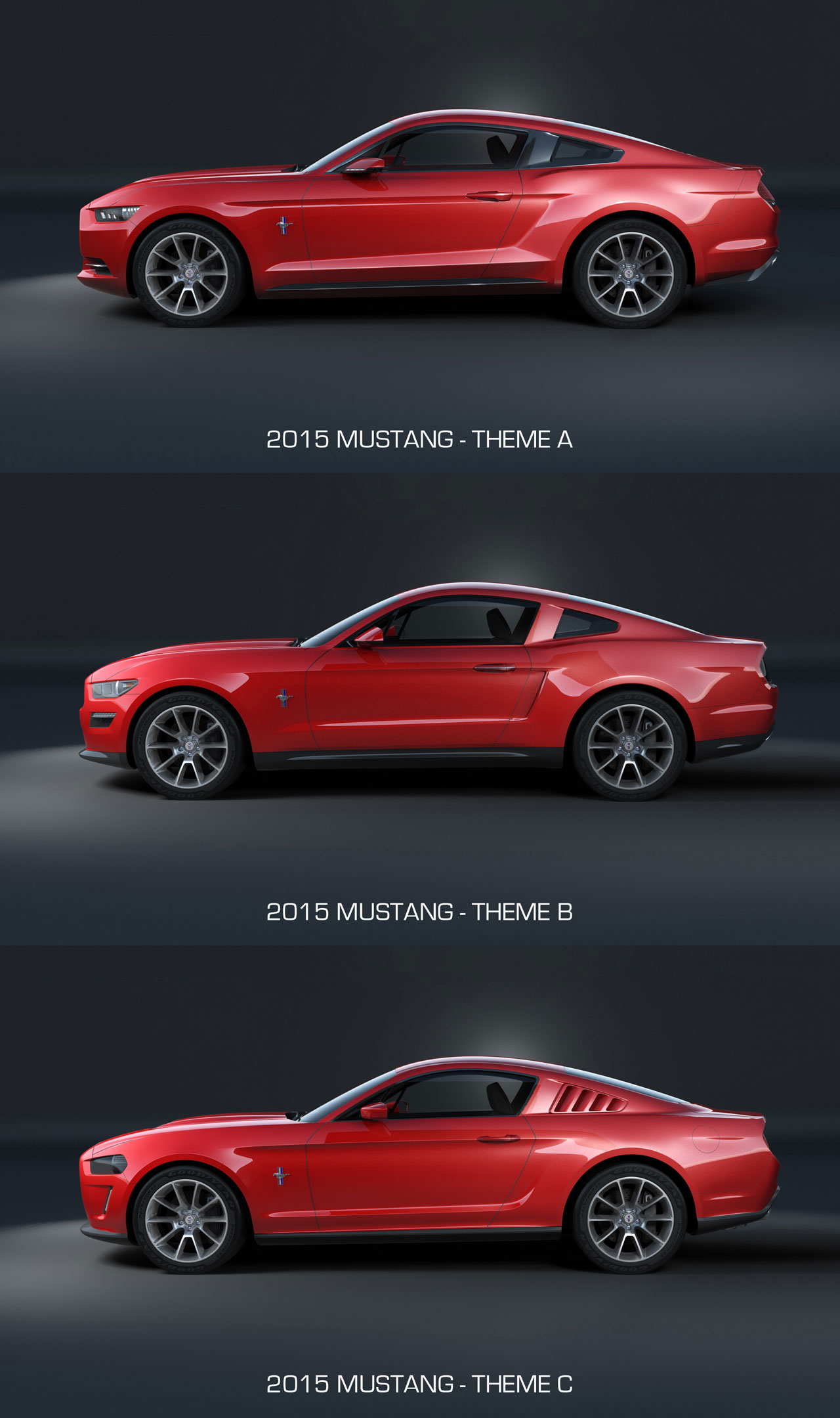 Old Car Wallpaper Download 2015 Ford Mustang Design Theme Comparison Profile
