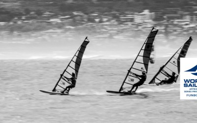 World Sailing IFCA Approved Slalom boards
