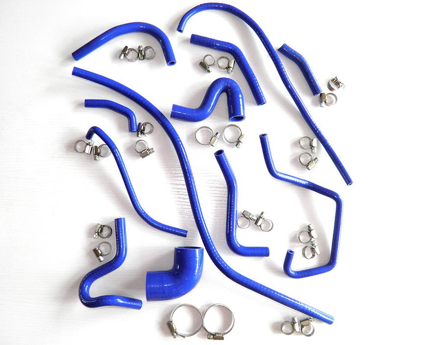 NA8 Vacuum Hoses Set - The Ultimate Resource for Mazda Miata Parts