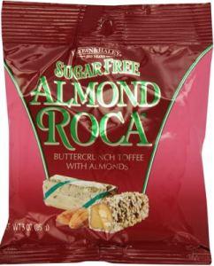 Sugar Free Almond Roca