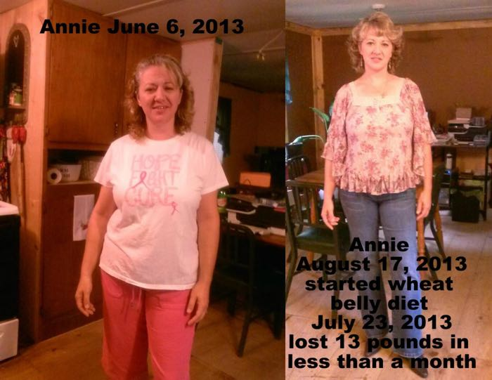 Low Carb Success Story Annie Thomas
