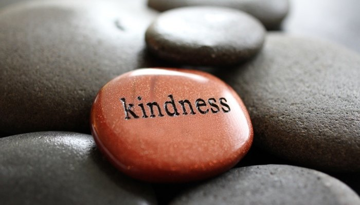 Six Not-So-Random Acts of Kindness: Learning to be Kind to Yourself
