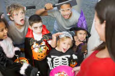 Halloween: What To Give a Low Carber Besides Candy