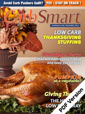 CarbSmart Magazine November 2013 PDF Version