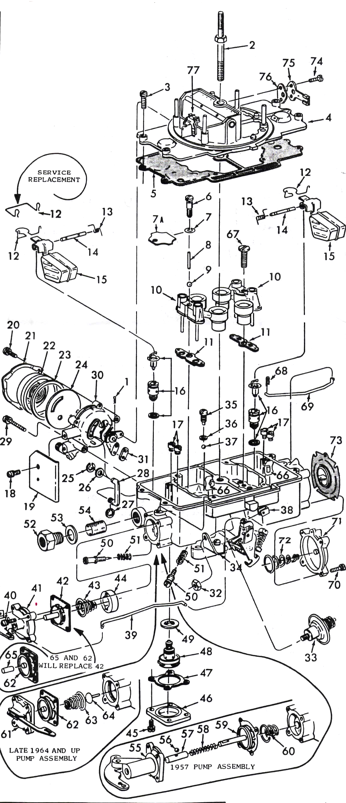 1964 chevy c60 wiring engine drawing