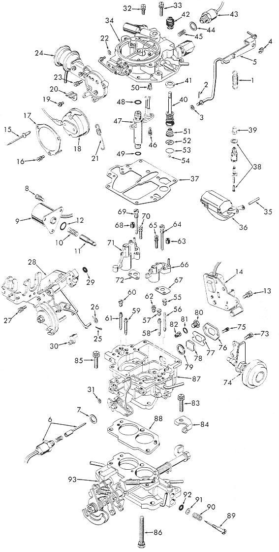 Kia Diagrama del motor