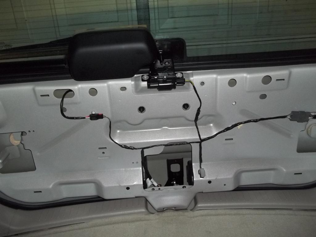 Garage Door Switch Schematics 2009 Ford Escape Rear Hatch Won T Open 15 Complaints
