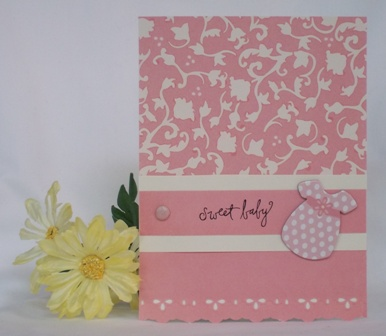 baby girl cards to make - Ozilalmanoof
