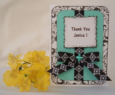 HANDMADE THANK YOU CARDS - CARD MAKING IDEAS TO SHOW YOUR APPRECIATION - make your own thank you cards
