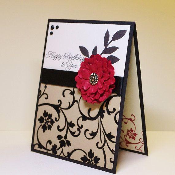 Birthday Card Ideas - Card Making World