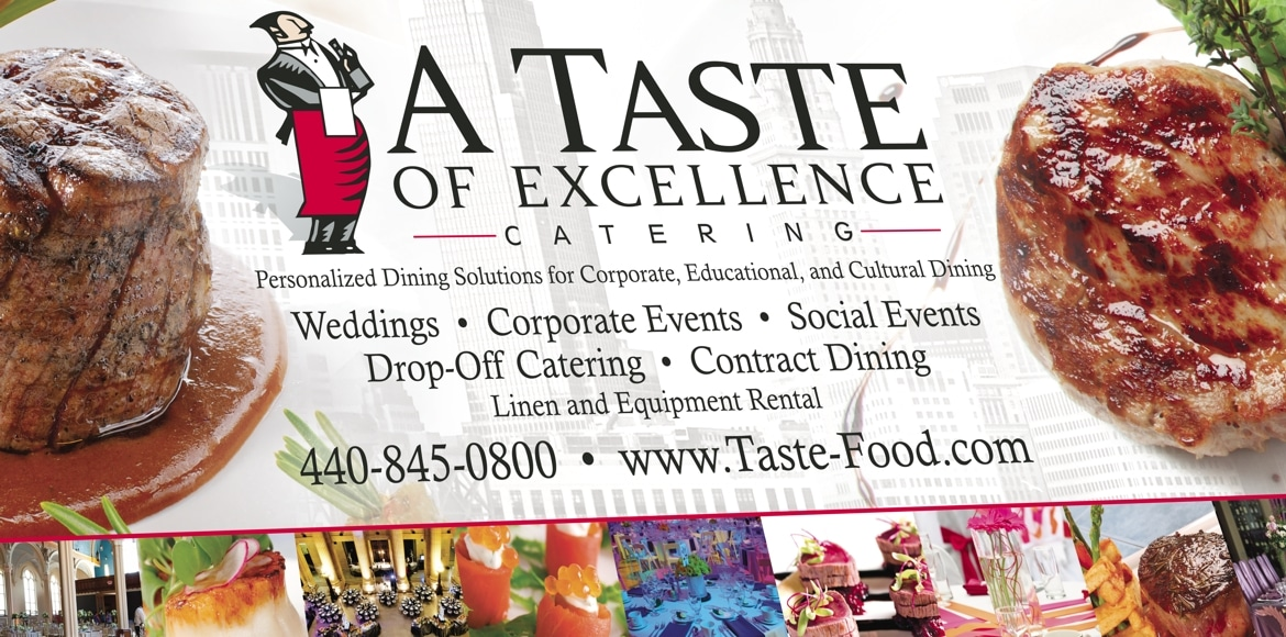 A Taste of Excellence Catering  CMG